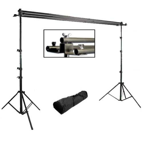 Triple Play Photo Backdrop Stand For Background Muslins