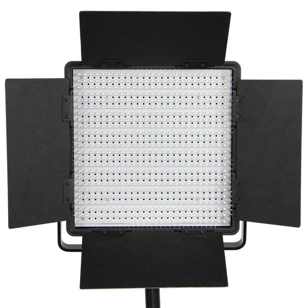 LED Bi Variable Color Video Light Panel CN-600CSA