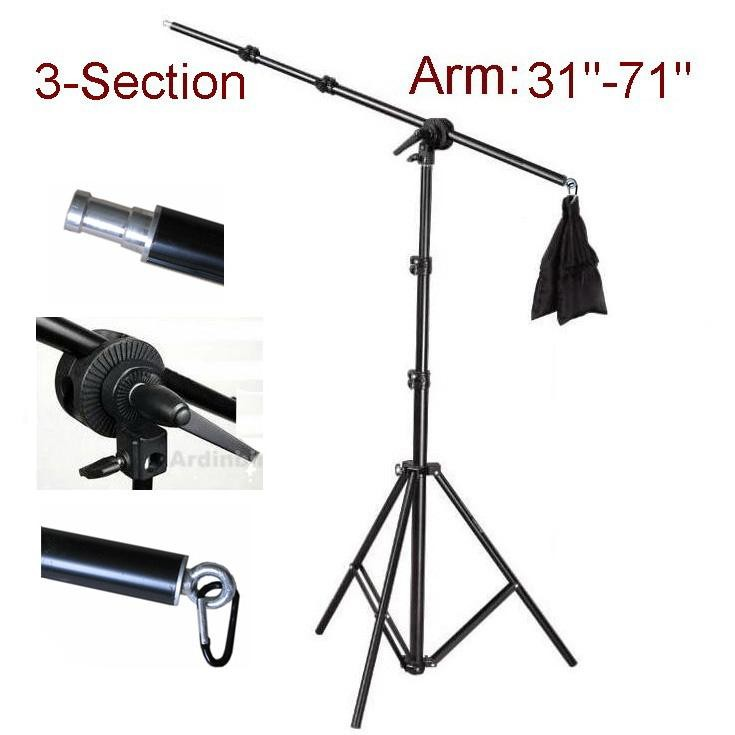 Boom Set Light Stand, Weight Bag Kit