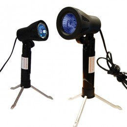 (2) Photo Studio Light Set for Portable Lighting Studio Tent