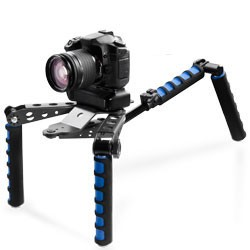 DSLR Rig  - Movie Kit Shoulder Rig for Video Camcorder Camera DV DSLR Cameras