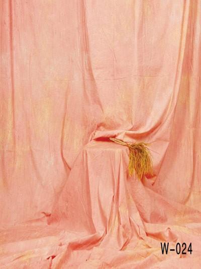 6x9 Ft. Tie-Dye Pink/Orange Muslin Photography Backdrop W024