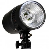 160 Watt Photo Studio MonoLight Strobe Flash