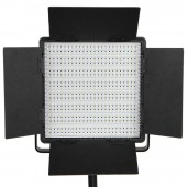 LED Bi Variable Color Video Light Panel CN-600CSA