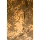6x9 Ft. Tie-Dye Brown/Orange Muslin Photography Backdrop W112